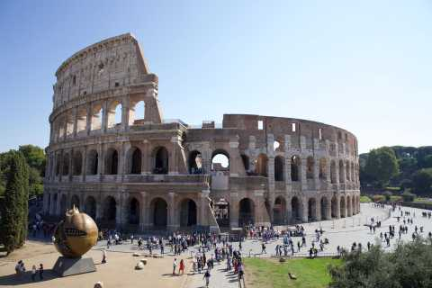 Rome: 1-Hour Fast-Track Colosseum Tour