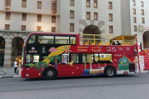 Al Madinah: Hop-On Hop-Off Sightseeing Tour