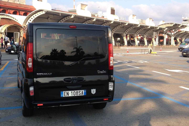 Transfer Lamezia-Terme-Flughafen nach Briatico & Zambrone