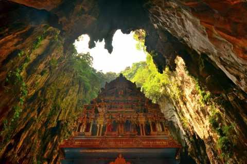 Kuala Lumpur: Private Stadtrundfahrt und Batu Caves