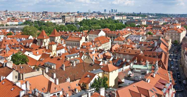 Praga: Old Town Scavenger Hunt Game