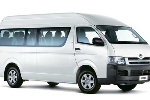Nagoya Airport to/from Nagoya City: Shared Transfer Service