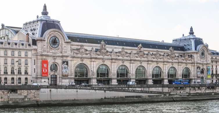 Paris: 2-timers guidet tur med Musée d'Orsay med alternativer
