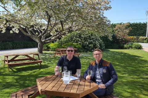 Martinborough Winery Tour