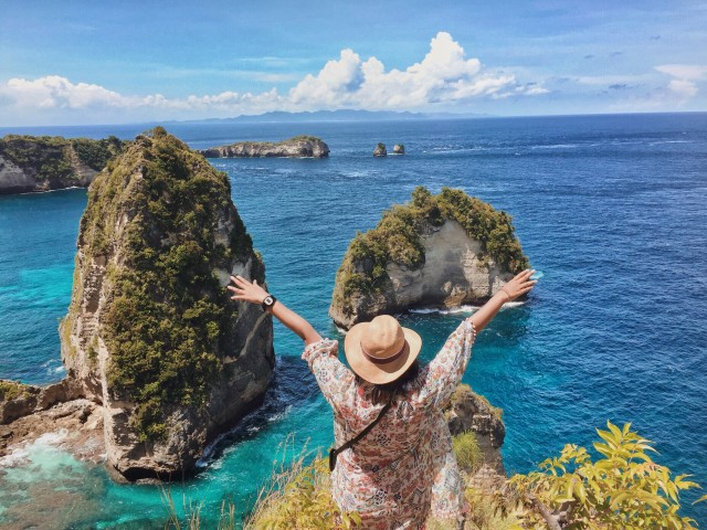 Bali: Best of Nusa Penida Full-Day Tour by Fast Boat