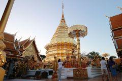 Chiang Mai: Templo Doi Suthep e Tribo Hmong 4 Horas