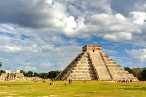 Chichen Itza, Coba and Ik-Kil Cenote: Private Tour