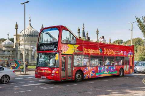 City Sightseeing Brighton: Hop-On Hop-Off Bus Tour