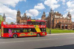 Turismo em Glasgow: Circuito de Ônibus Hop-On Hop-Off