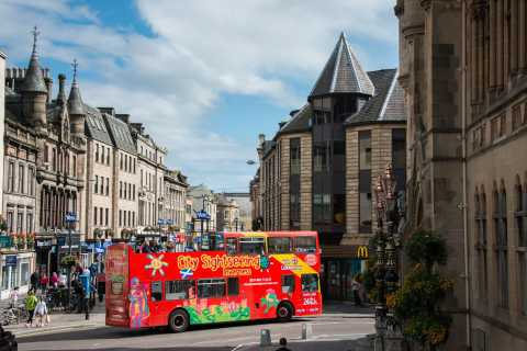 Inverness: 24-Hour Hop-On Hop-Off Bus Tour