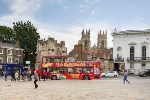 City Sightseeing York Hop-on Hop-off Bus Tour