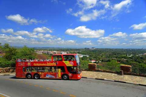 Johannesburgo: tour en autobús turístico de 1 o 2 días