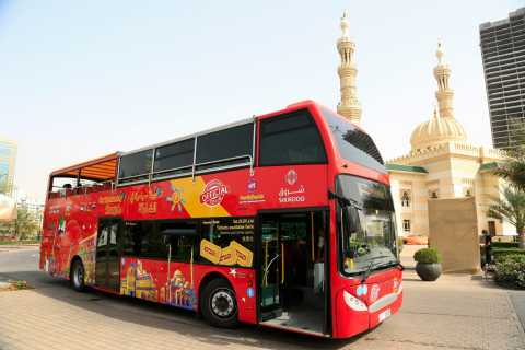 Sharjah: Hop-On Hop-Off Bus Tour