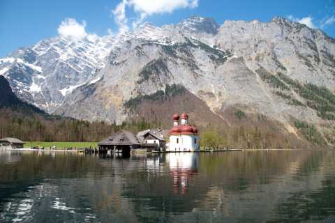 Königssee Full-Day Tour from Munich: Groups of 4 or More