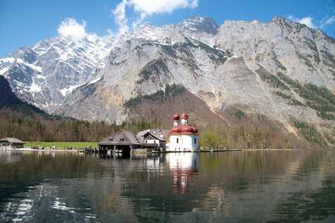 Depuis Munich: journée d'excursion en groupe à Königssee