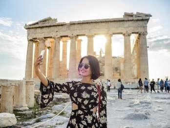 Athen: Akropolis-Rundgang mit Eintrittskarten