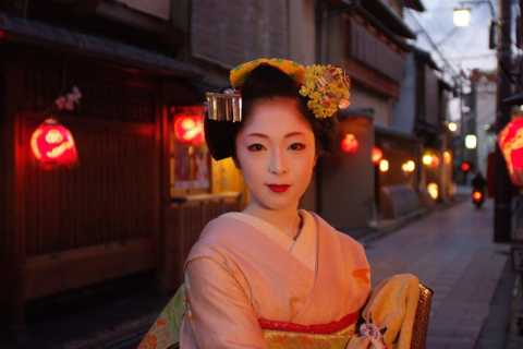 Kyoto Culture and Food Tour by Day and Night