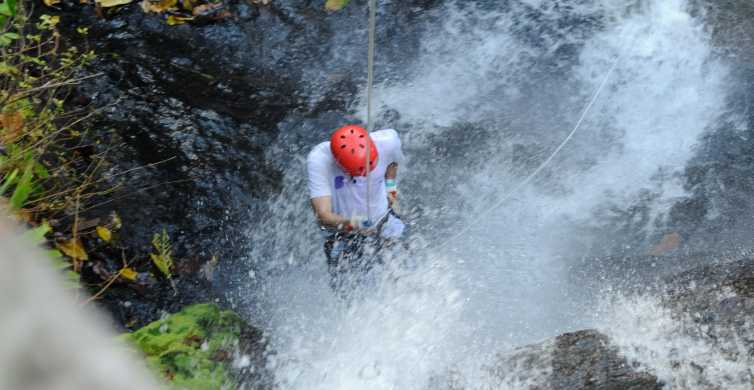 Jaco: Canyoning and Canopy Tour