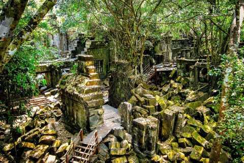 Beng Mealea Temple & Koh Ker Temple Tour