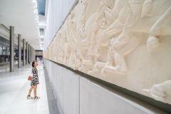 Museu da Acrópole: Ingresso e Acesso às Escavações Antigas