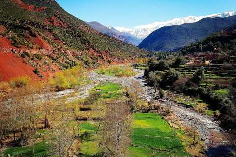 The Atlas Mountains and 5 Valleys Day Trip from Marrakech