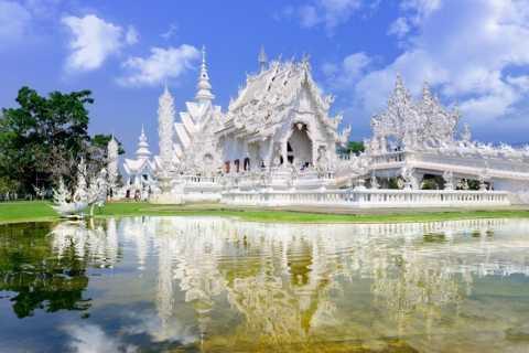Chiang Rai: tour al Tempio Bianco e alla Casa Nera
