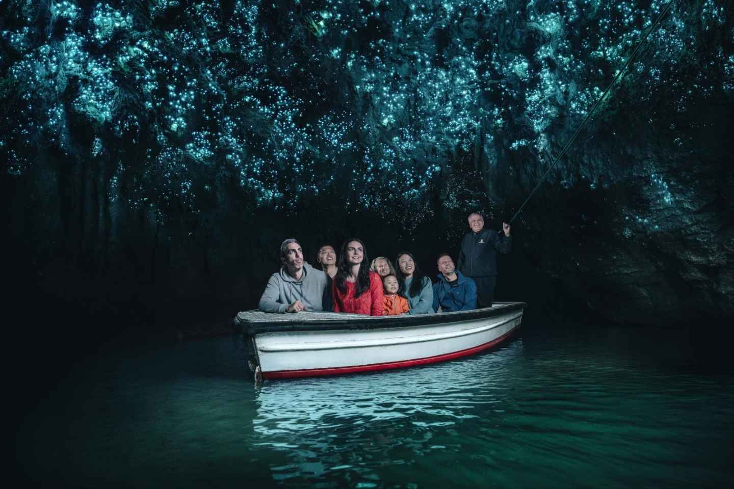 new zealand is famous for   waitomo caves