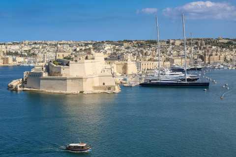 Valletta: 3-stündiger Rundgang