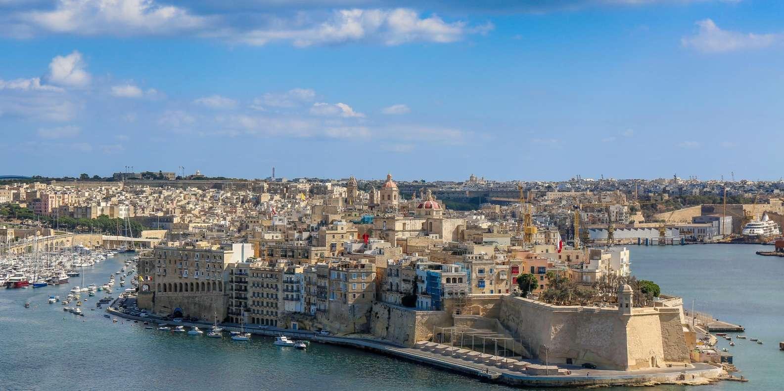 Malta: Stadtrundgang durch Valletta