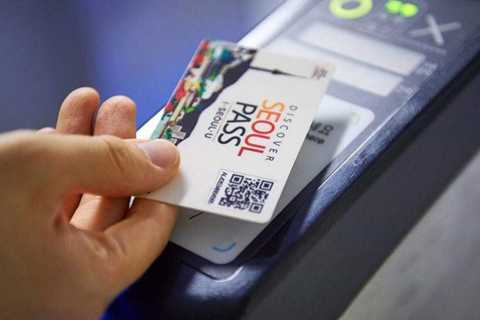 Seoul City Pass & Transportation Card with 100+ Attractions
