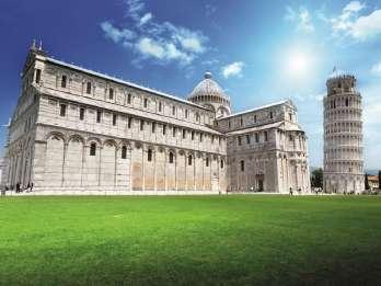 Von Florenz: halbtägige Pisa-Tour mit Option zum Schiefen Turm