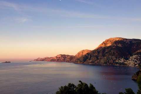 Positano Amalfi and Ravello Private Car Excursion