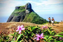 Parque Nacional da Tijuca: Excursão p/ Pedra Bonita