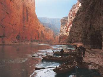 "Grand Canyon: IMAX-Filmerlebnis ""Hidden Secrets"""