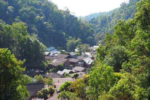Chiang Mai: Mae Kam Pong Village Tour ecologico per l'intera giornata