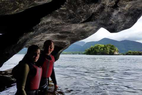 Killarney 2–Hour Kayaking and Ross Castle Tour