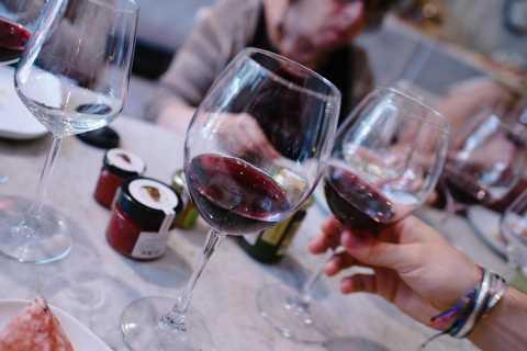 Firenze: tour di degustazione di vino di un'ora