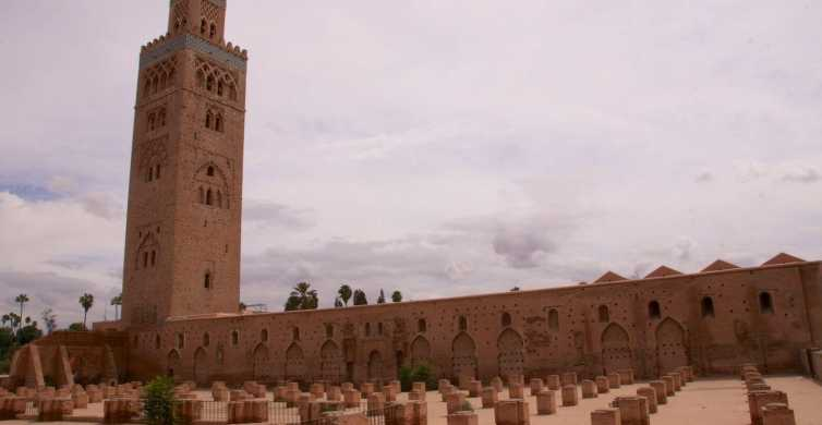 Lonely Planet Experiences: Marrakech Medina and Museums Tour