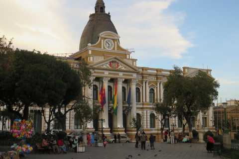 Private City Tour of La Paz
