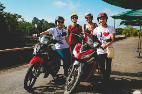 Hue: Afternoon City and Local Food Tour by Motorbike
