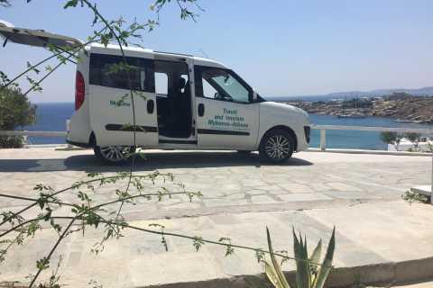 Mykonos: Serviço de Transferência