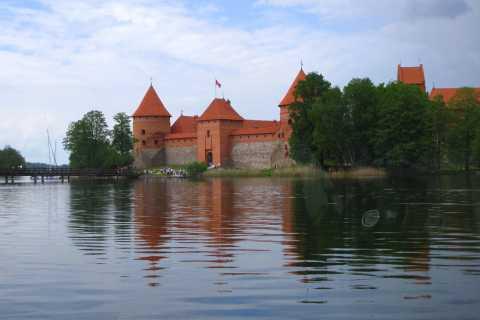From Vilnius: Trakai 4-Hour Tour with Audio Guide