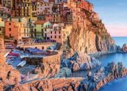 Ab Pisa: Cinque Terre und Porto Venere mit Mittagessen