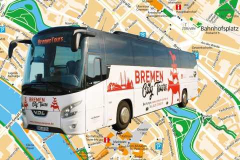Excursão de Ônibus na Cidade de Bremen