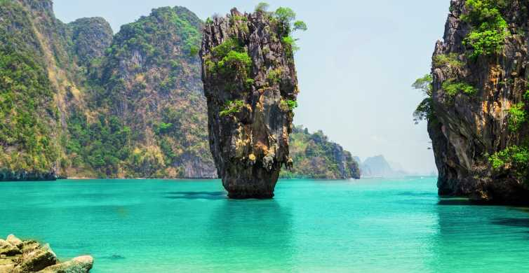Depuis Phuket: excursion sur l'île de James Bond en bateau