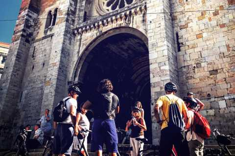 B-Side of Lisbon by E-Bike: 3-Hour Guided Tour