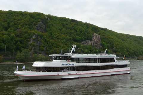 Rüdesheim am Rhein: Christmas Boat Cruise on the Rhine