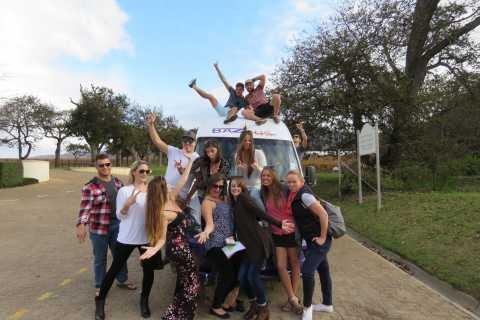 Travel Pass Hop-on Hop-off Bus - Cidade do Cabo para Joanesburgo