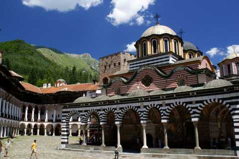 Rila Monastery Day Trip from Sofia
