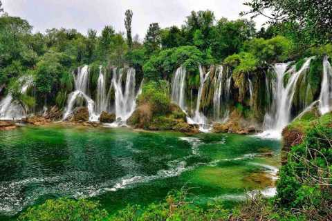 Private Tour from Sarajevo: Full-Day Kravice Waterfall Tour
